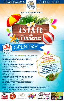 Opening Day Tirrena by Neroniana